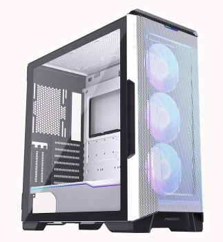 Phanteks Eclipse P500A Mid-Tower Chassis Tower PC Gaming Case - White
