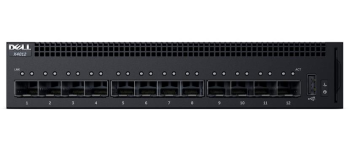Dell Networking X4012 12x 10GbE SFP+ Ports Smart Web Managed Switch With 3 Years Warranty