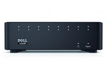 Dell Networking X1008P Smart Managed Switch