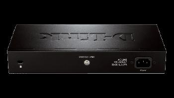 D-Link DES-1016D 16-Port Fast Ethernet Unmanaged Desktop Switch