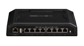 Ubiquiti TS-8-PRO TOUGHSwitch 8 Port Advanced Power Over Ethernet Switch