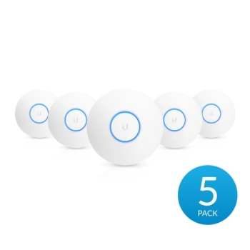 Ubiquiti UAP-AC-LITE 802.11Ac Dual Radio Access Point 5 Packs